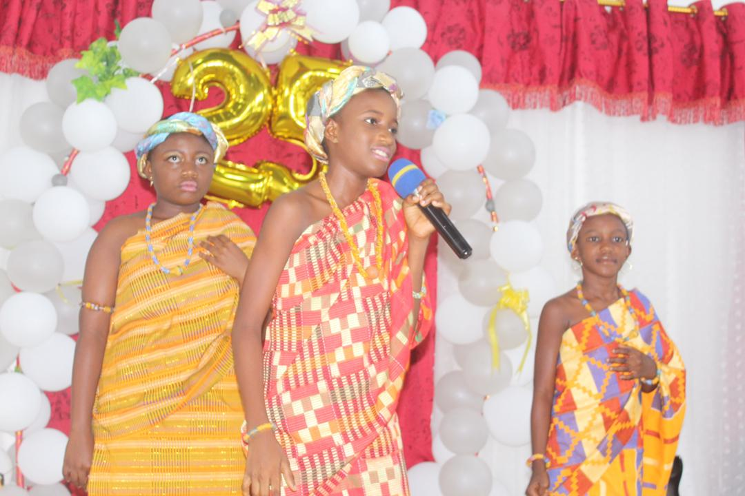 RBC Mission School's Silver Jubilee