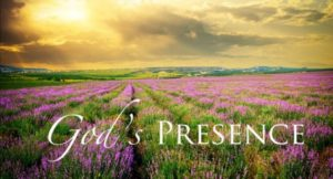 The Inescapable Presence of God